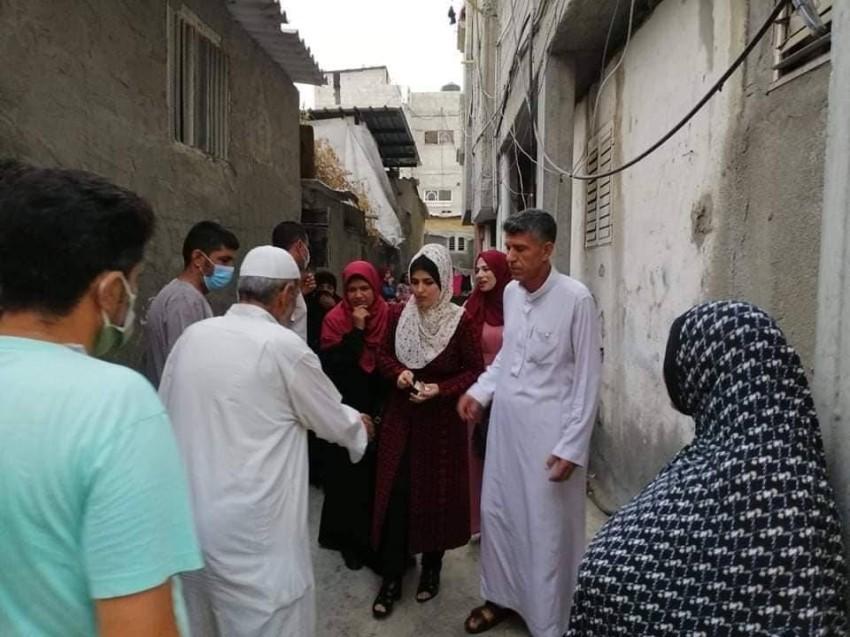 العروس ريهام