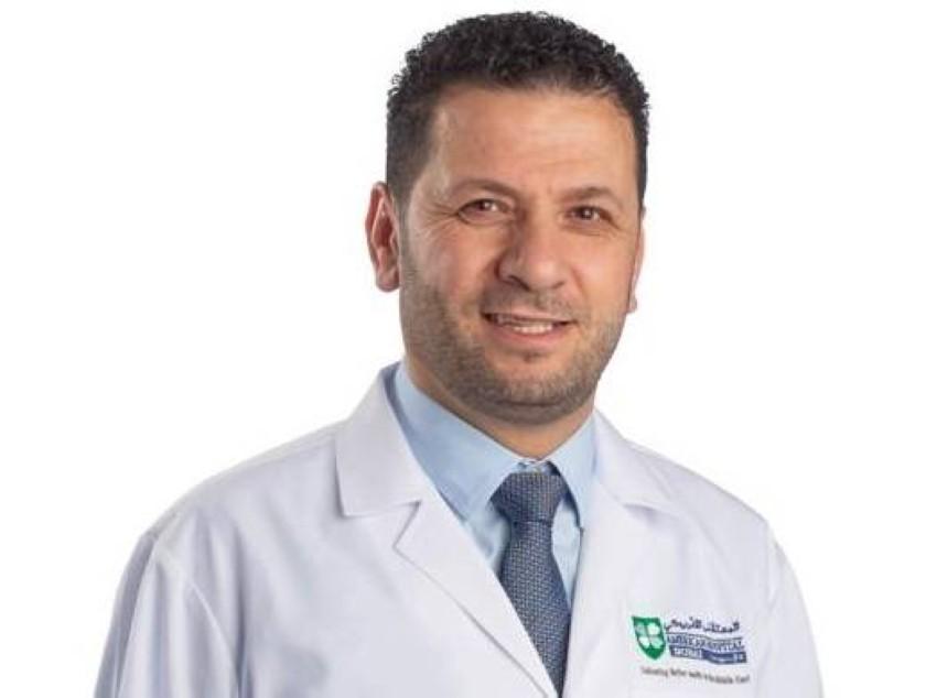 الدكتور زويهد.