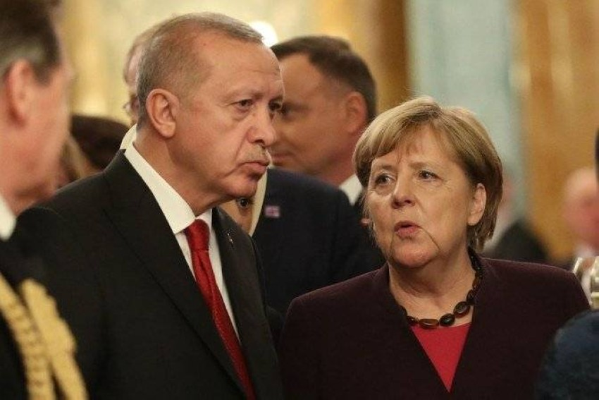 علاقات أردوغان مع الغرب توتر وشد وجذب. (أرشيفية)