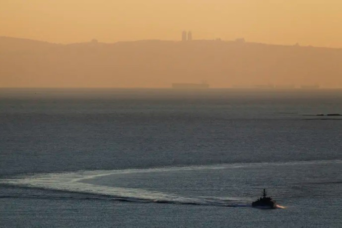 الحدود البحرية بين لبنان وإسرائيل - الرؤية