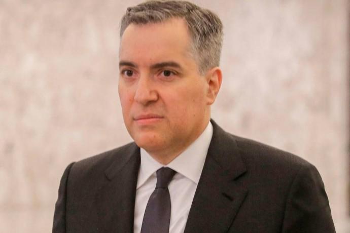 مصطفى أديب. (أ ف ب)