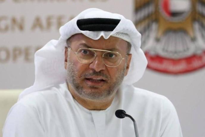 وزير الدولة للشؤون الخارجية الدكتور أنور قرقاش - الرؤية