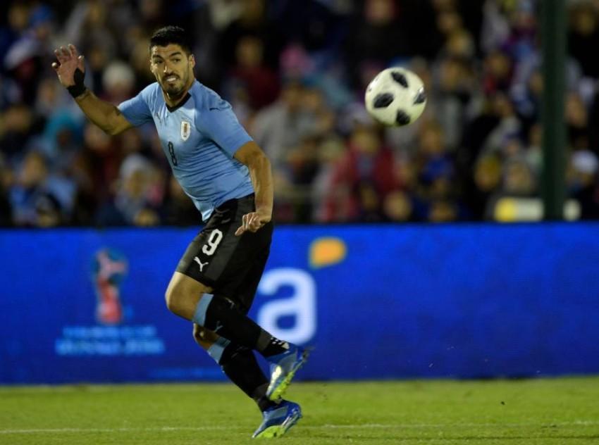 لويس سواريز. (AFP)