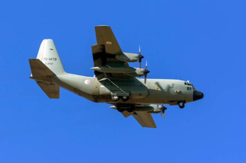 سقوط طائرة عسكرية للجيش التونسي ومقتل قائدها - الرؤية