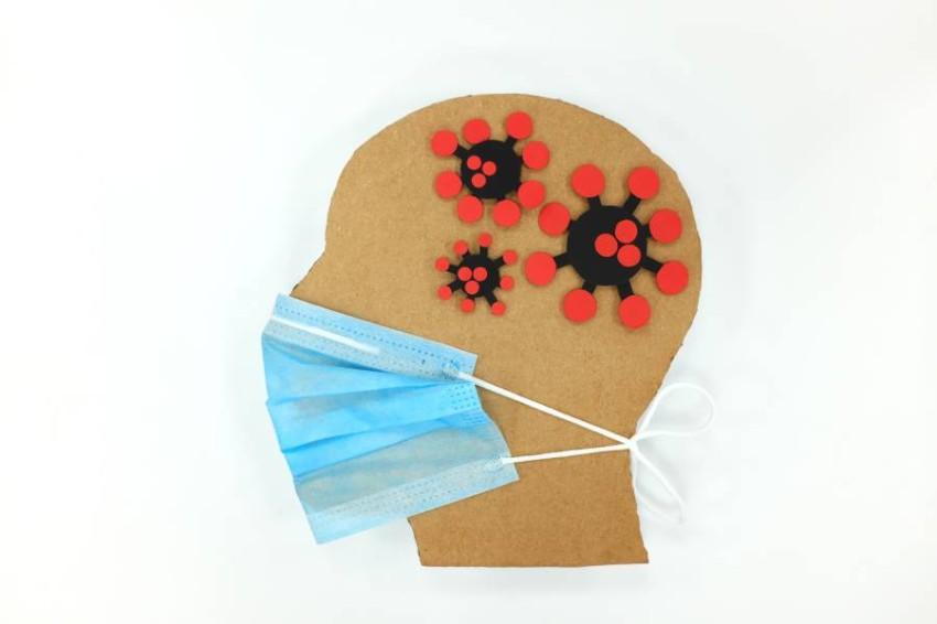 دراسة ألمانية: فيروس كورونا قد يتسبب في حدوث التهاب في الدماغ - الرؤية