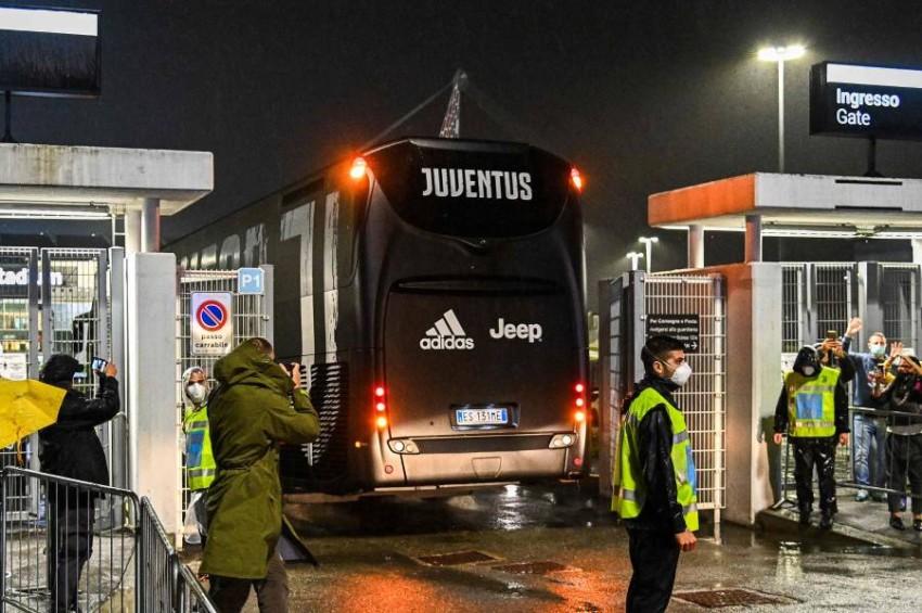 نادي يوفنتوس. (AFP)