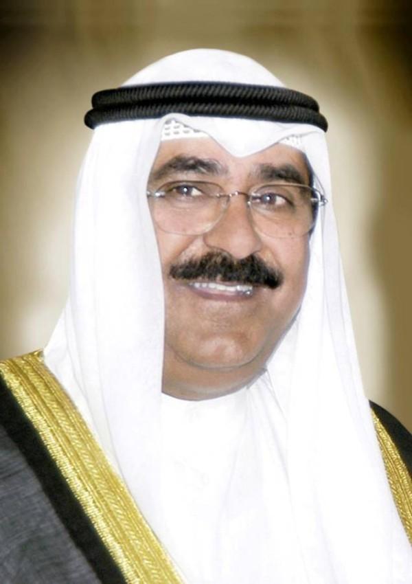 الشيخ مشعل الأحمد.