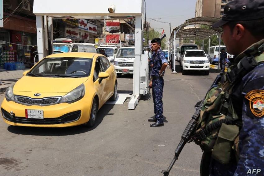عناصر من الشرطة العراقية.(أرشيف ـ أ ف ب)