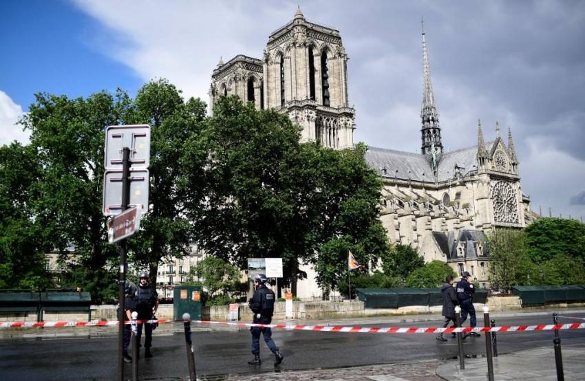 هجوم يستهدف الشرطة في جنوب باريس ولا جرحى - أ ف ب