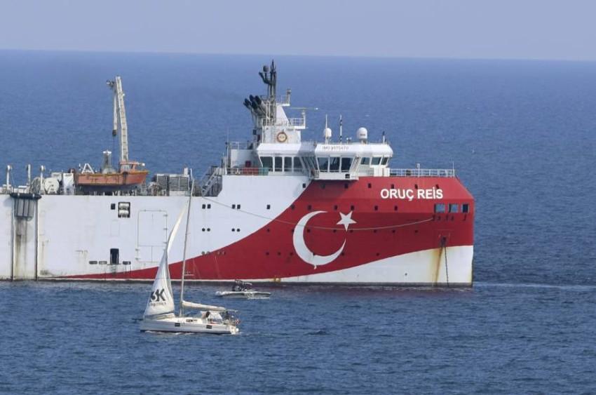 فرنسا تطالب تركيا بالإحجام عن المزيد من الاستفزازات في البحر المتوسط - أ ب