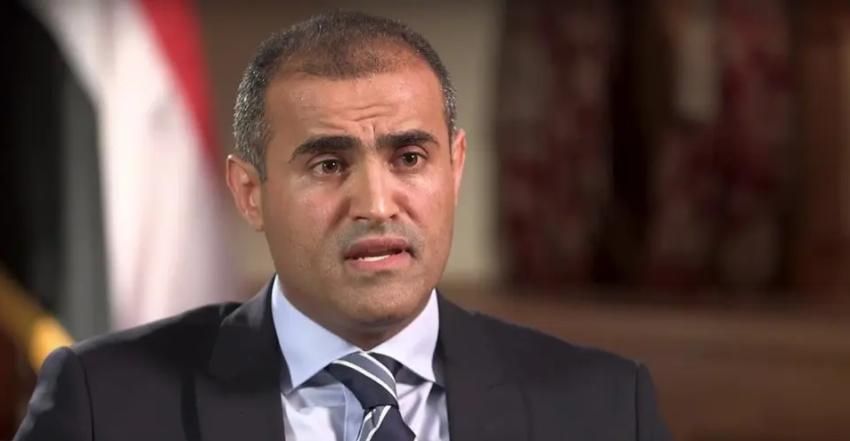 وزير الخارجية اليمني محمد الحضرمي - الرؤية