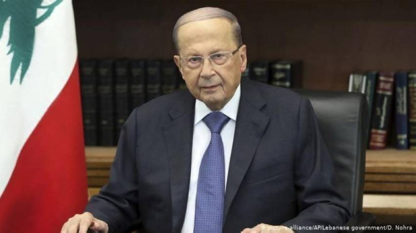الرئيس اللبناني ميشيل عون - الرؤية