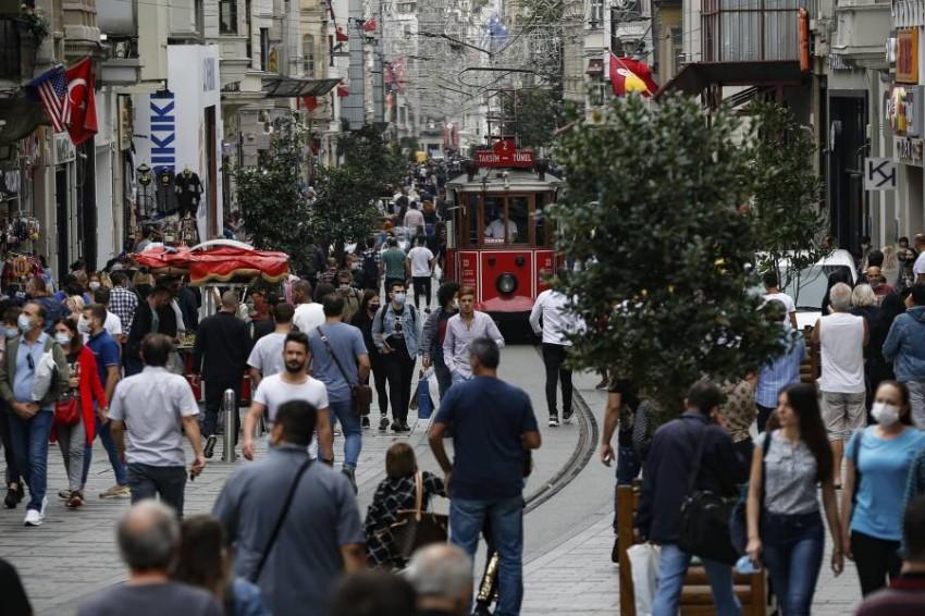القيود التركية تمنع اندماج اللاجئين السوريين في المجتمع. (أ ب)