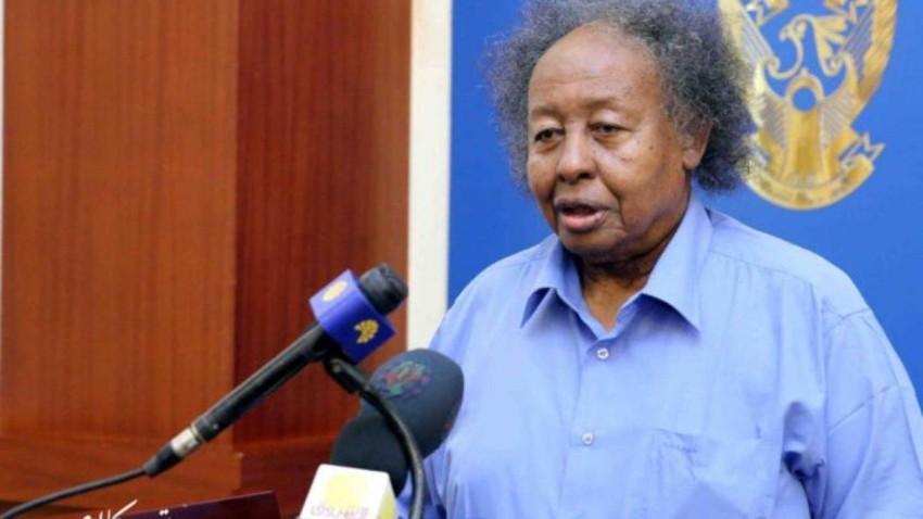 رئيس الاتحاد السوداني لكرة القدم كمال شدّاد. (من المصدر)