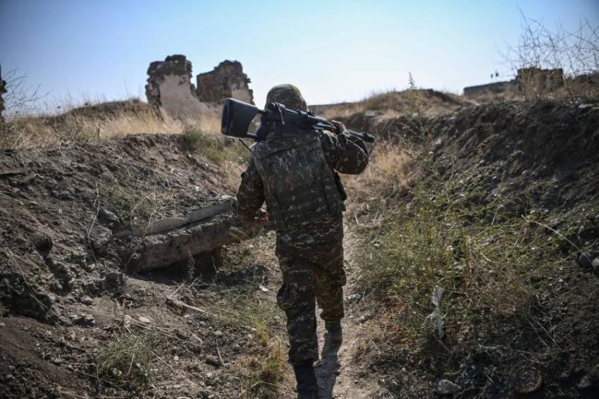 أرمينيا وأذربيجان تبلغان عن انتهاكات لاتفاق وقف إطلاق النار الجديد - أ ف ب