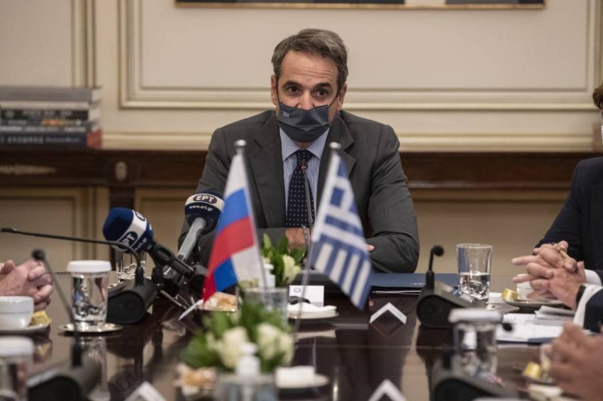 الخارجية اليونانية تستنكر قيام تركيا بتمديد مهمة البحر المتوسط - أ ب