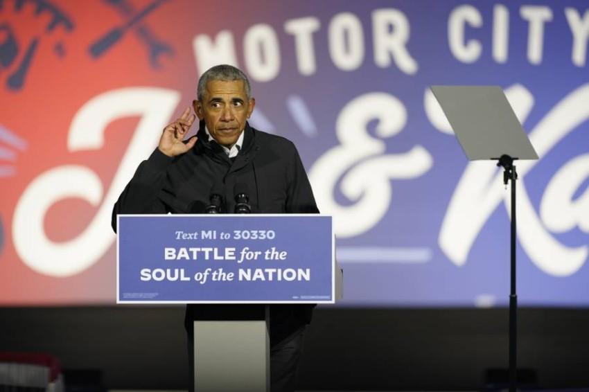 أوباما لم ينصت للتحذيرات من الإخوان. (أ ب)