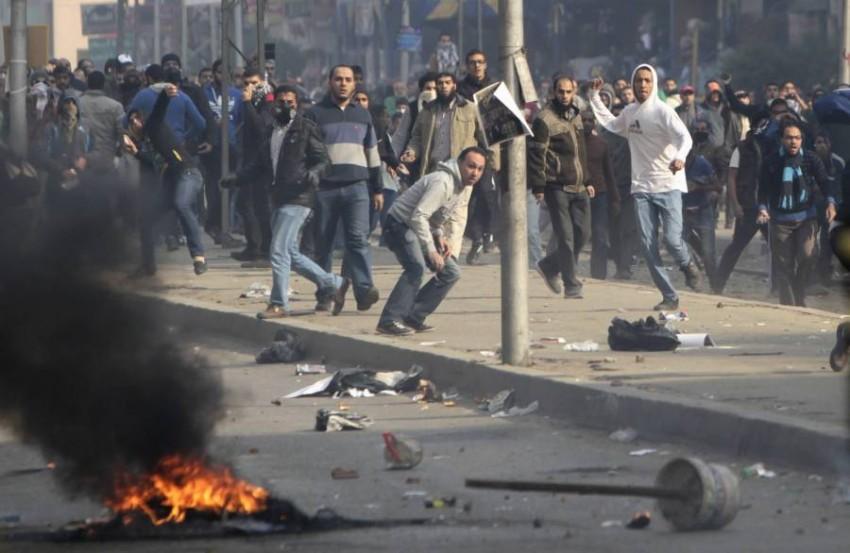 عنف الإخوان لم يلق اعتراضا من إدارة أوباما. (رويترز)
