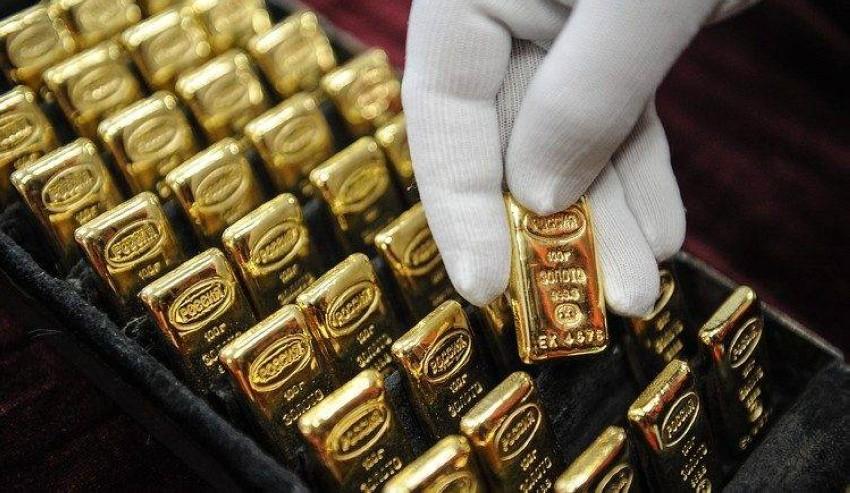 سعر أونصة الذهب اليوم الثلاثاء.