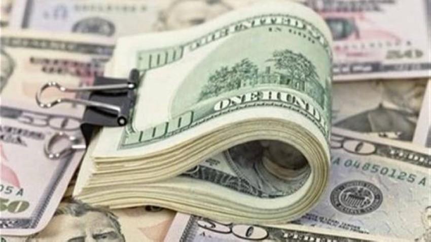 سعر الدولار مقابل الجنيه في البنوك.