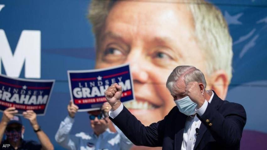 السيناتور ليندسي غراهام - الرؤية.