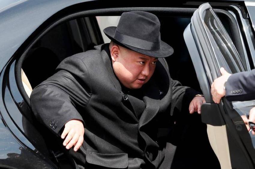 كيم جونغ-أون. (رويترز)