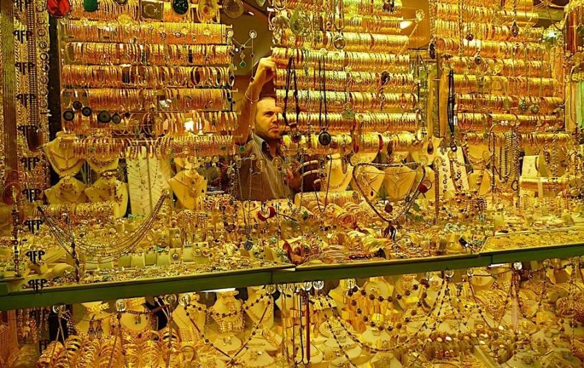أسعار الذهب اليوم الجمعة في مصر.