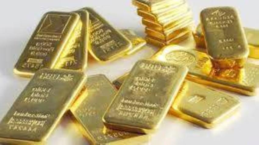 سعر أونصة الذهب اليوم الجمعة.