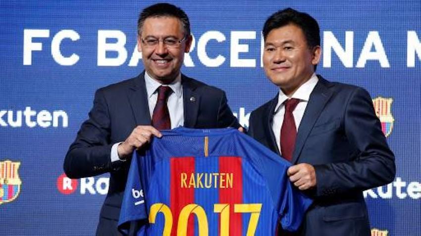 بارتوميو وقع مع الشركة اليابانية منذ أكتوبر الماضي. (رويترز)
