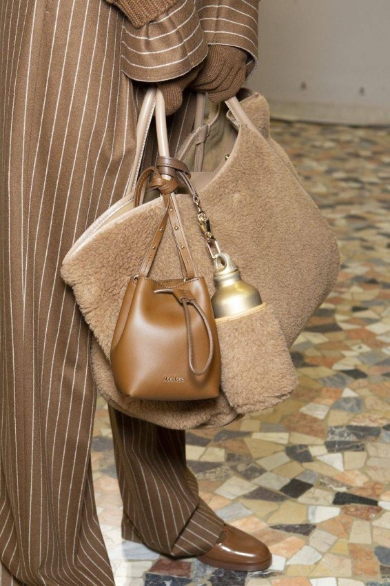 الحقائب الفرو من Max Mara