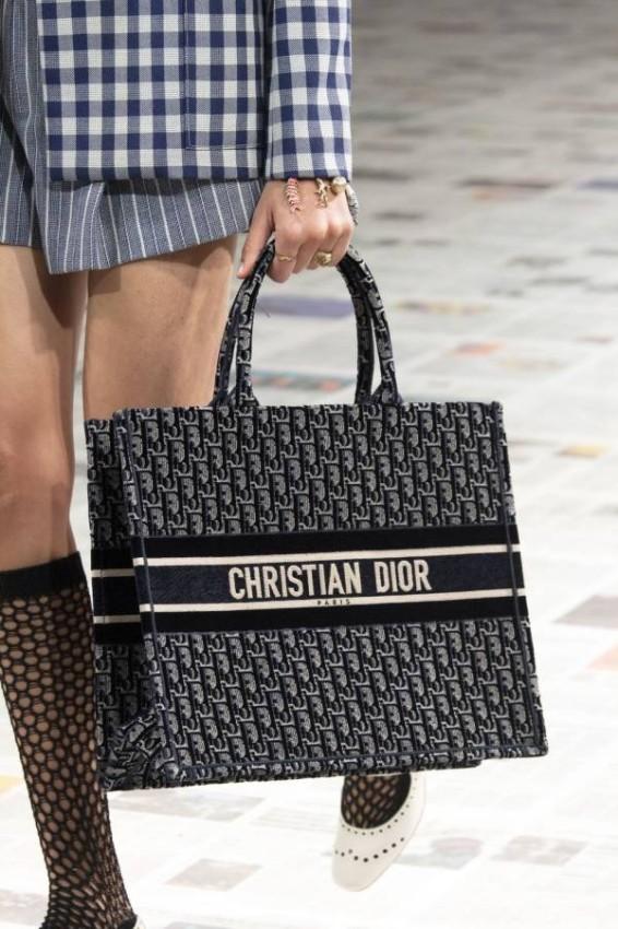 حقيبة Dior