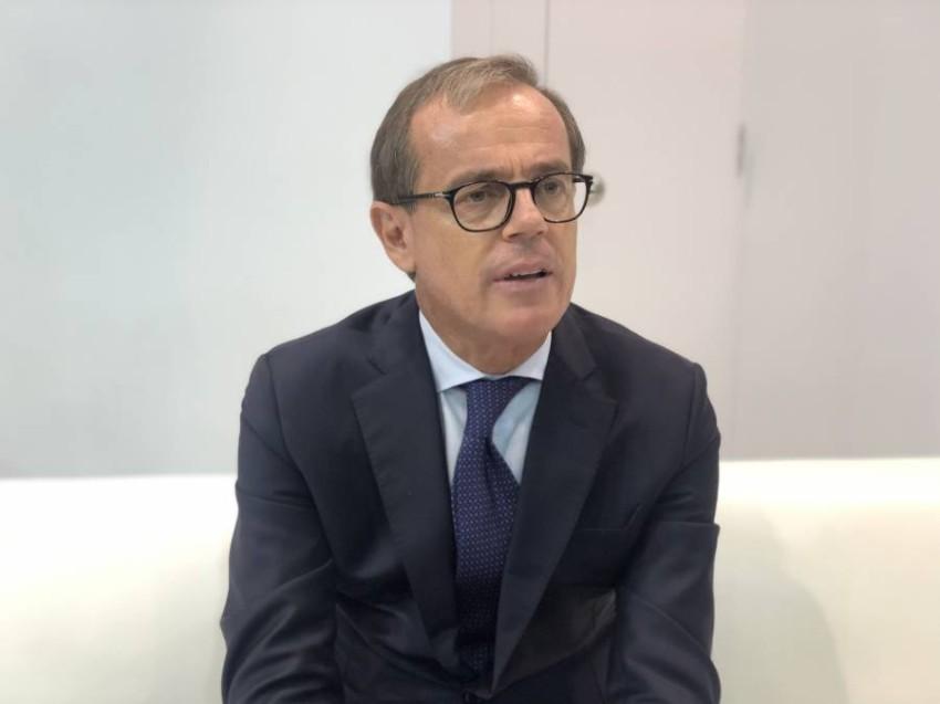نيكولا لينير سفير جمهورية إيطاليا