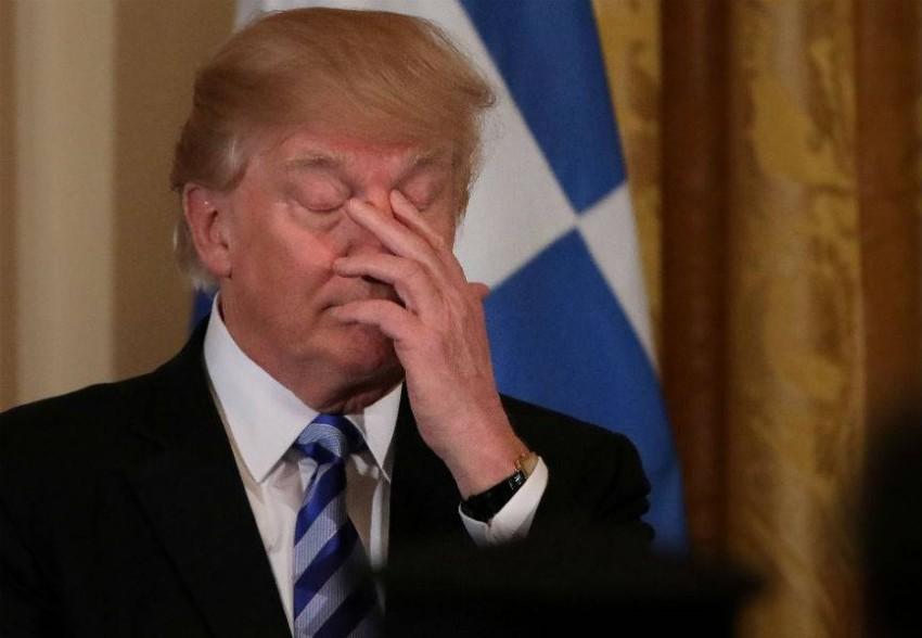 دونالد ترامب. (رويترز)