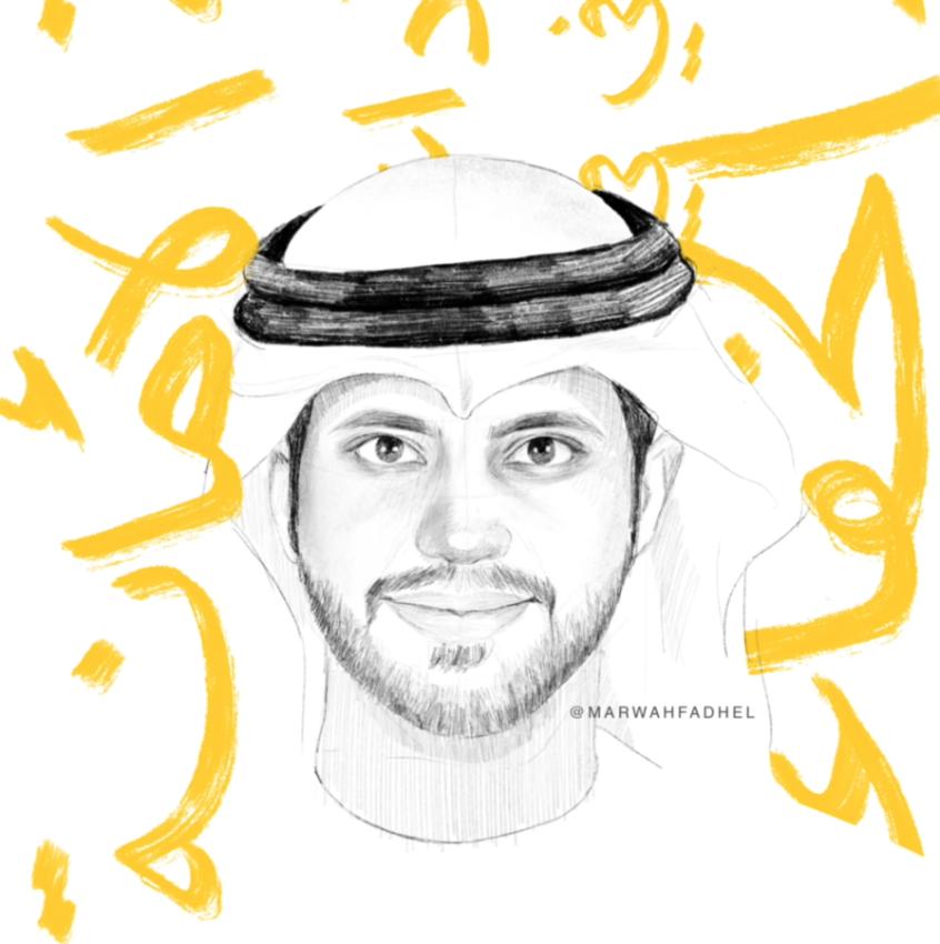 محمد الشاطري.