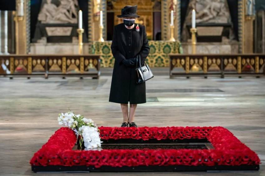 الملكة إليزابيث - رويترز