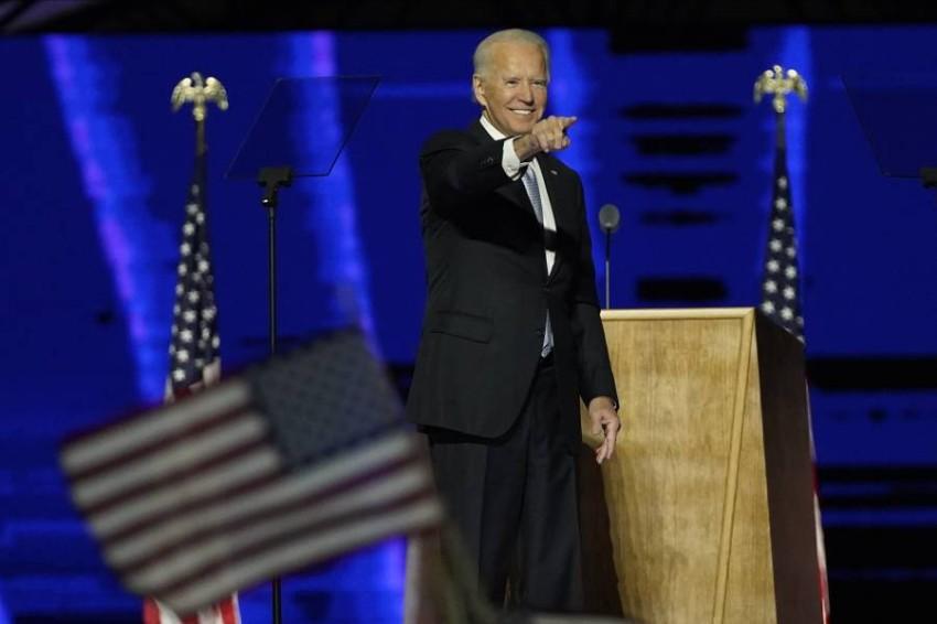 الرئيس الأمريكي المنتخب جو بايدن - أ ب