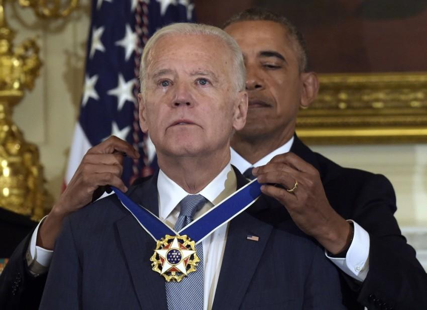 في كل الأحوال بايدن ليس أوباما. (أ ب)