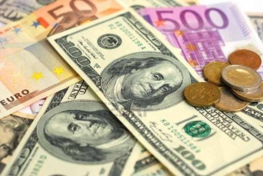 سعر صرف الدولار مقابل أسعار العملات.