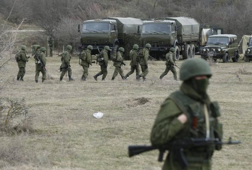 جنود روس. (رويترز - أرشيفية)