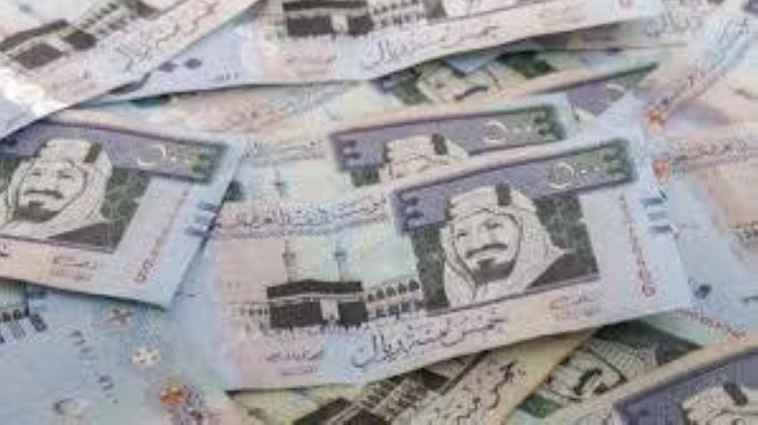 الريال السعودي.