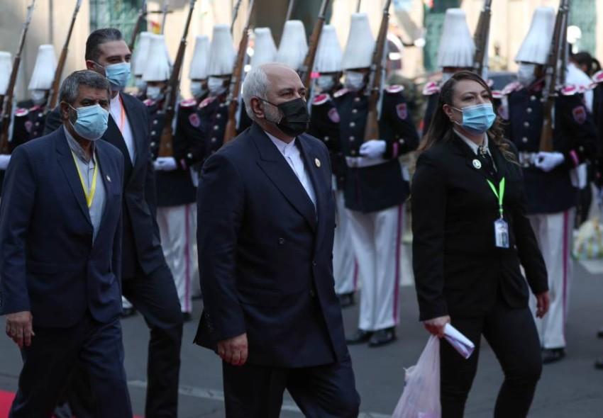 وزير الخارجية الإيراني جواد ظريف - EPA