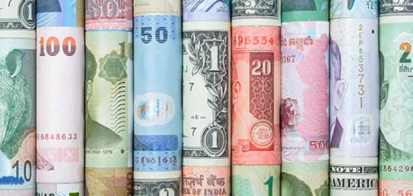 الدولار الأمريكي مقابل الجنيه.