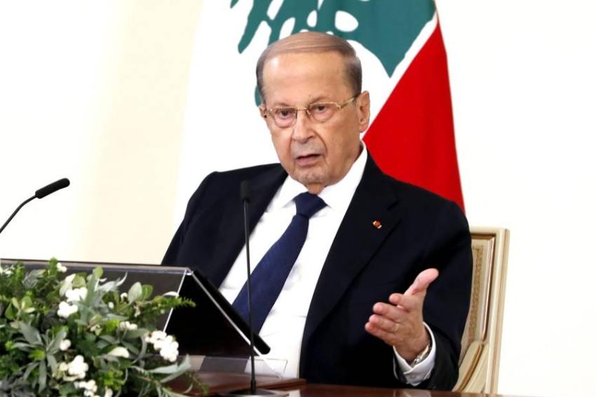 الرئيس اللبناني ميشال عون - رويترز