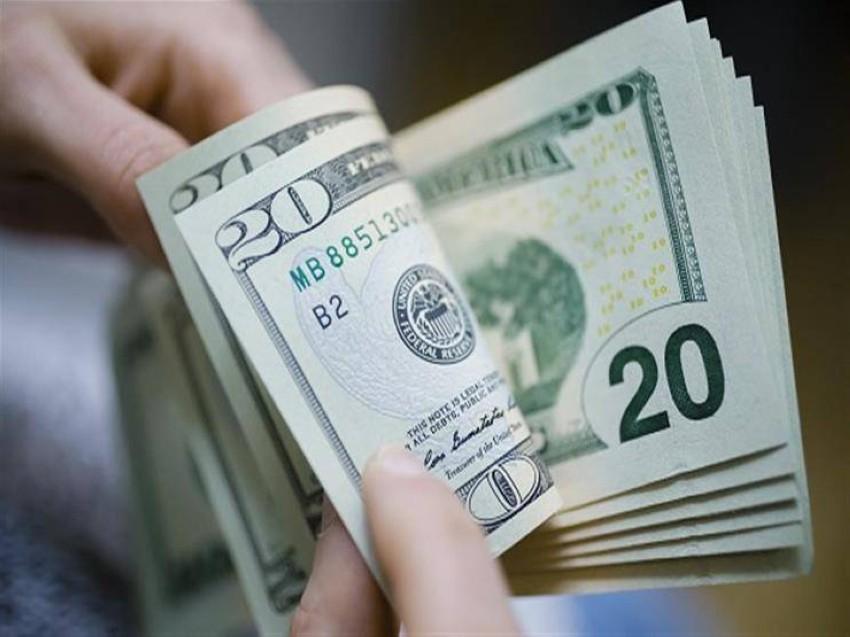 سعر الدولار.