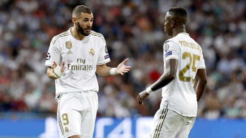 ريال مدريد. (أ ف ب)