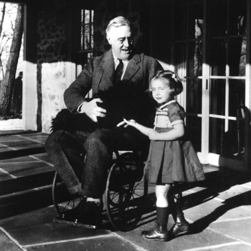 فرانكلين روزفلت
