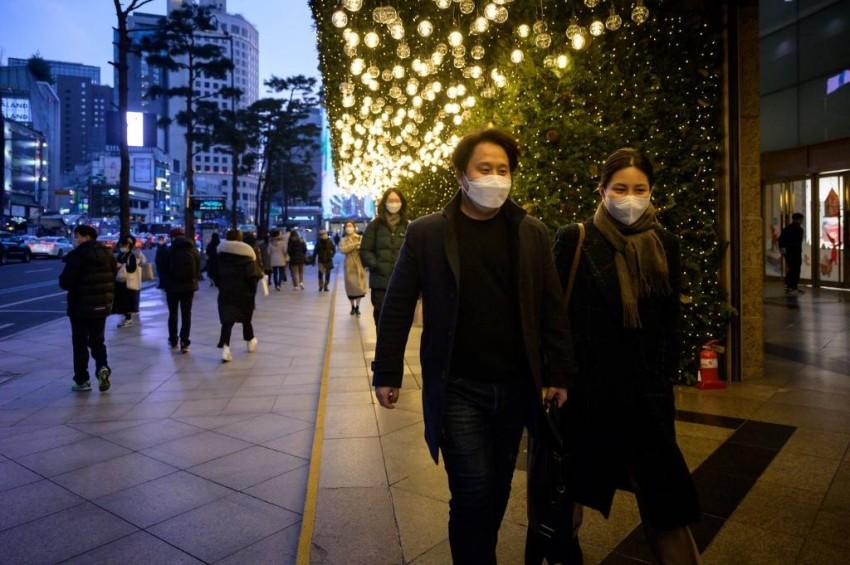 وزير جديد للصحة في كوريا الجنوبية في خضم الوباء - أ ف ب
