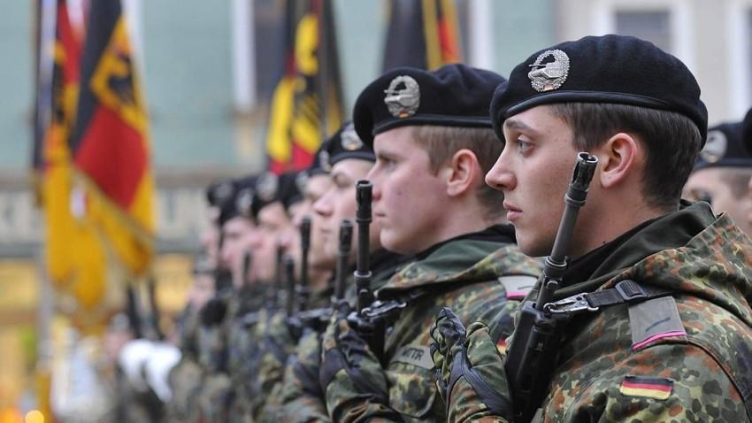 الجيش الألماني. (أ ب)