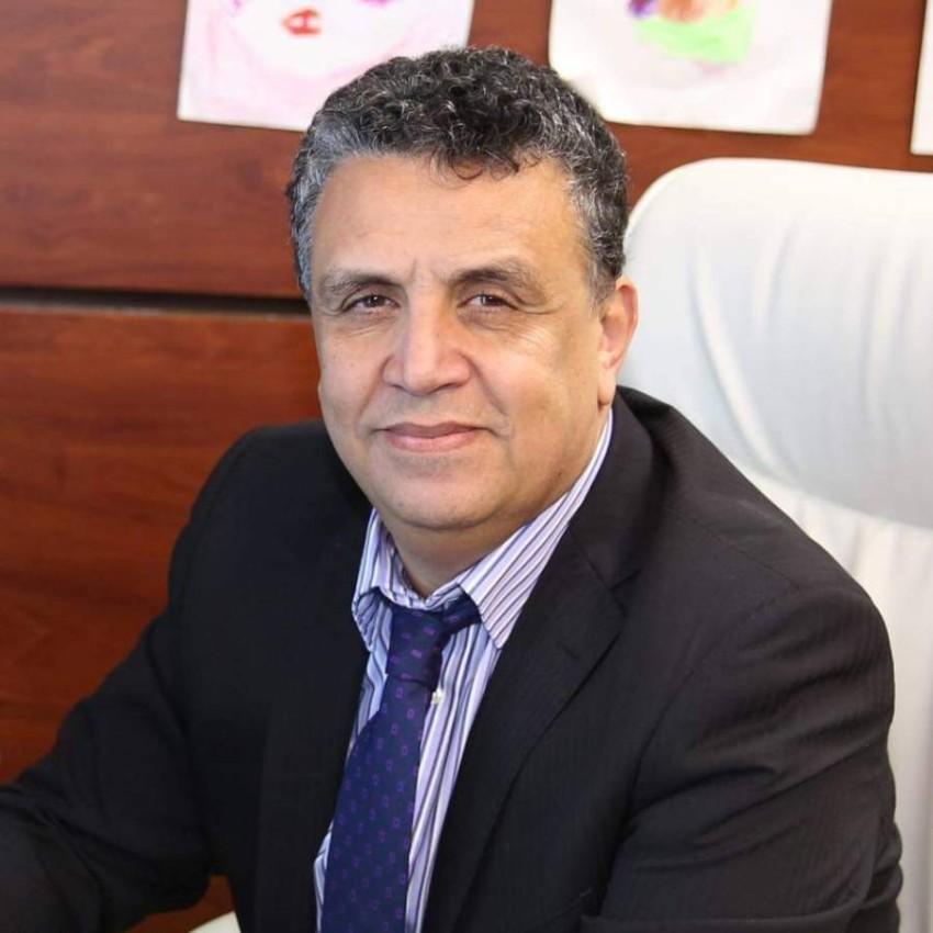 عبداللطيف وهبي، رئيس اللجنة البرلمانية الاستطلاعية الخاصة بالمغاربة العالقين في سوريا والعراق.