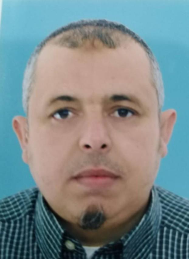 عبدالعزيز البقالي، رئيس التنسيقية الوطنية لعائلات العالقين والمعتقلين المغاربة في سوريا والعراق.